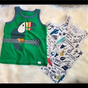 Gap Toddler Boy Summer Tank Tops